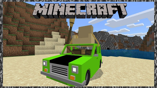 Mod Mr Bean for Minecraft PE Addon 1.0.0 Screenshots 2