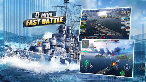 Warship World War 3.4.4 screenshots 6