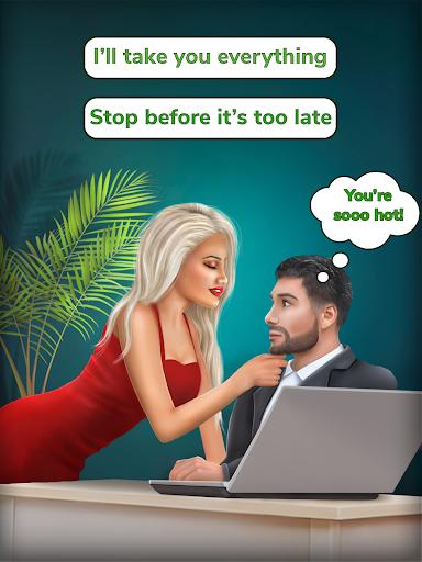 Bad Girl - Romantic Story Love Game 2.7-googleplay screenshots 5
