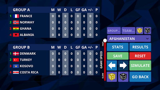 International Football Simulator 20.12.1 screenshots 2