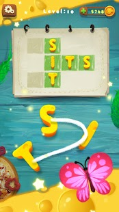 Word Cross - Word Cheese Screenshot