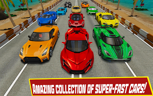 Traffic Racing Car Game 2020:Free Car Racing Games 1.3 screenshots 8