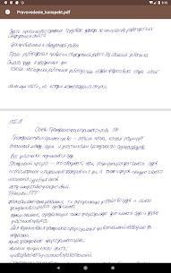 HandWriter Mod Apk- Сonverter to Handwritten Text (Subscription Unlocked) 9
