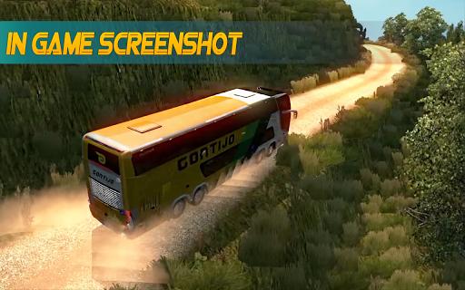 Bus Simulator : Bus Hill Driving game  screenshots 11