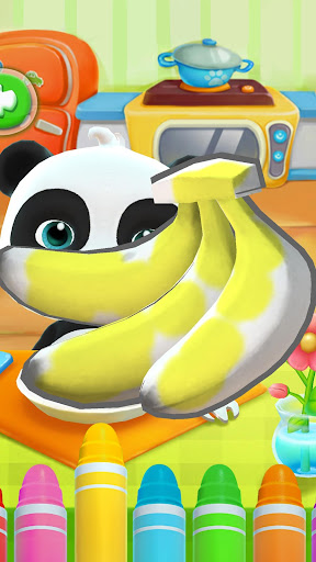 Talking Baby Panda - Kids Game  Screenshots 15