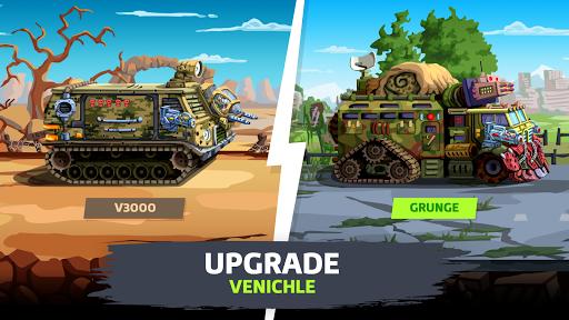 SURVPUNK - Epic war strategy in wasteland  screenshots 4