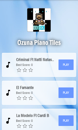 Ozuna Piano Tiles  Screenshots 4