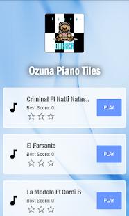 Ozuna Piano Tiles 0.4 screenshots 4