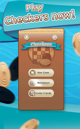 Checkers - Draughts Multiplayer Board Game 3.0.9 screenshots 6