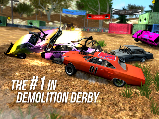 Demolition Derby Multiplayer 1.3.6 screenshots 9