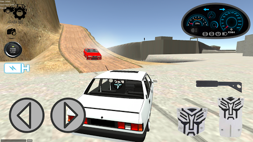 turkish cars online drive screenshot 2