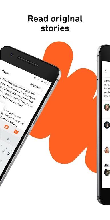 Wattpad – read books & stories – Apps on Google Play poster 3