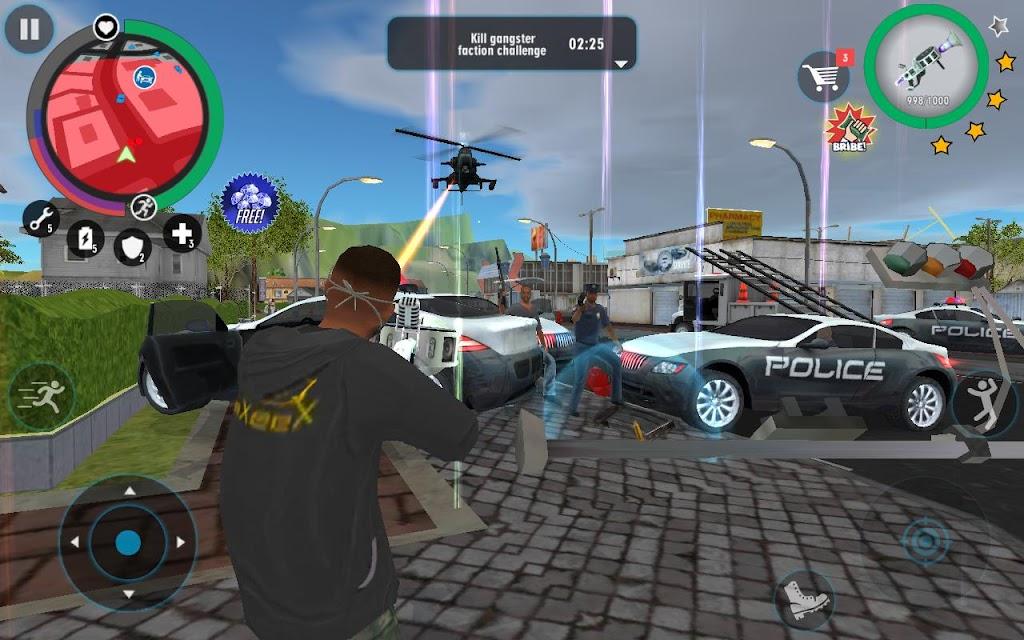 Real Gangster Crime poster 5