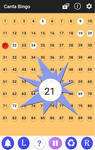Bingo Shout - Bingo Caller Free  Screenshots 17
