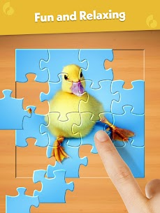 Jigsaw Puzzle: Create Pictures with Wood Pieces 9