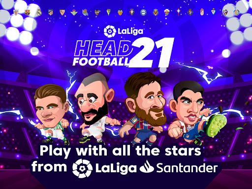 Head Football LaLiga 2021 - Skills Soccer Games 7.0.5 screenshots 17