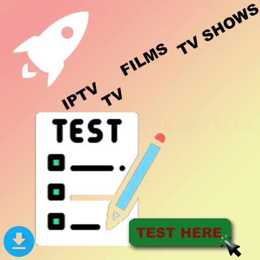 Baixar IPTV Test Lists para Android