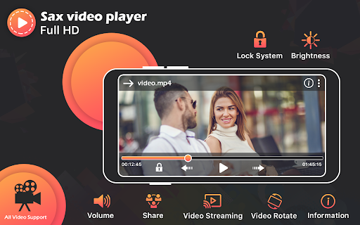 SAX Video Player - All Format Full Screen Player hack tool
