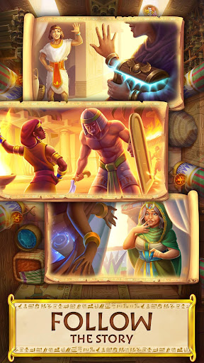 Jewels of Egypt: Gems & Jewels Match-3 Puzzle Game 1.9.900 screenshots 4