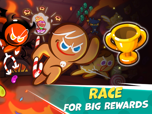 Cookie Run: OvenBreak - Endless Running Platformer 6.912 screenshots 16