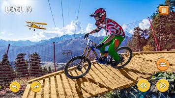BMX Mega Ramp Cycle Stunt Game: Bicycle Rider 2020