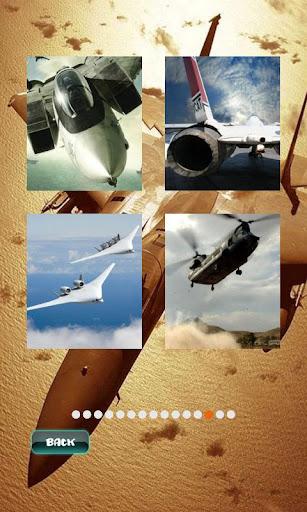 aircraft plane puzzles screenshot 2