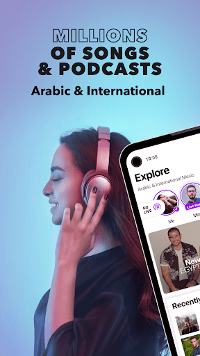 Anghami - Play, discover & download new music apktram screenshots 1