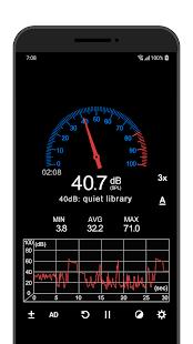 Sonómetro (Sound Meter) Screenshot