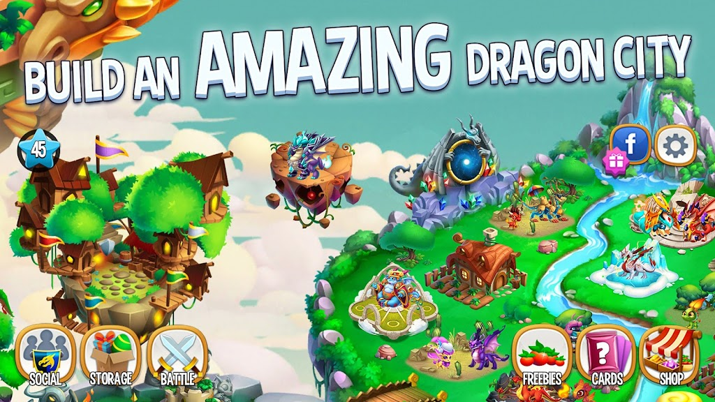 Dragon City Mobile poster 5