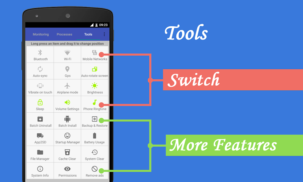 Assistant Pro for Android - Cleaner & Booster  poster 2