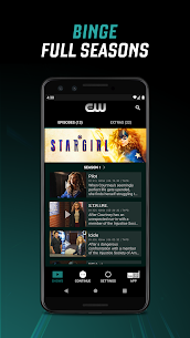 The CW APK Download For Android 4