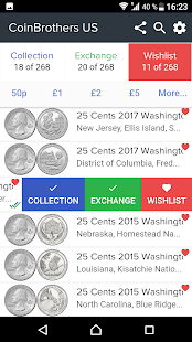 US Coins Manager | CoinBrothers