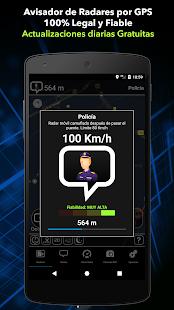 Detector de Radares Gratis 7.5.7 Screenshots 1