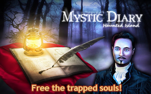 Mystic Diary 2 - Hidden Object and Island Escape screenshots 1