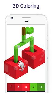 Piksel Oyun: Numaraya Göre Renk Full Apk İndir 4