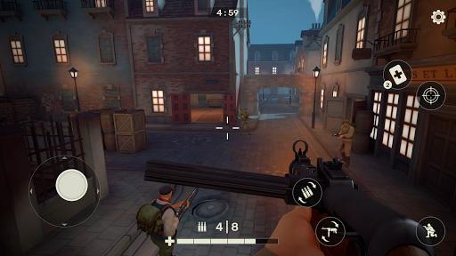 frontline guard: ww2 online shooter screenshot 2