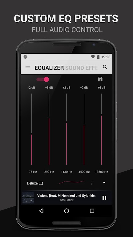 BlackPlayer EX Music Player poster 1