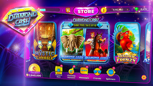 Diamond Cash Slots Casino: Las Vegas Slot Games  screenshots 4