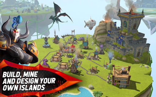 Isles of Fire 0.1 screenshots 4