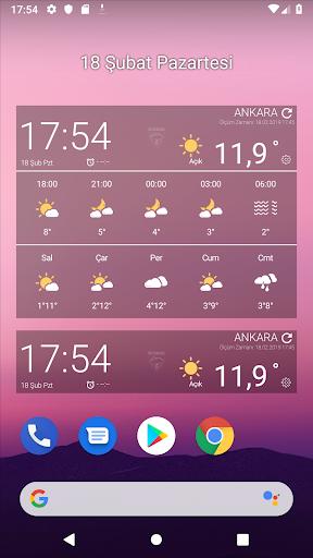Meteoroloji Hava Durumu  Screenshots 8