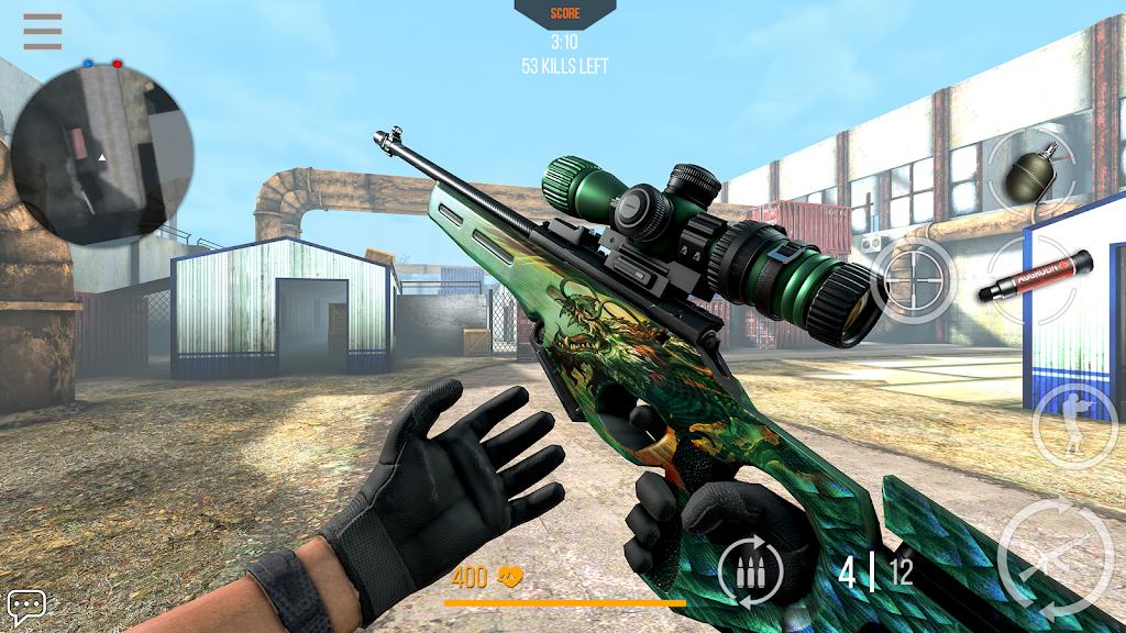 Modern Strike Online: PvP FPS  poster 12