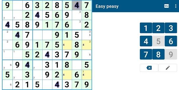 Ergo Sudoku APK for Android 2