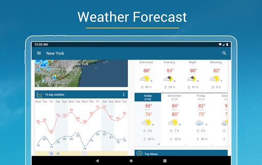 Weather & Radar USA - Severe weather alerts 2020.21.2 screenshots 10