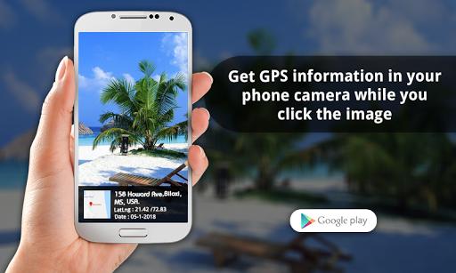 GPS Camera: Photo With Location 1.25 Screenshots 2