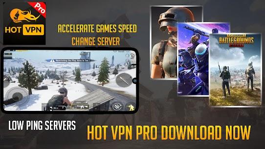 Hot VPN Pro APK (PAID) Download Latest Version 8