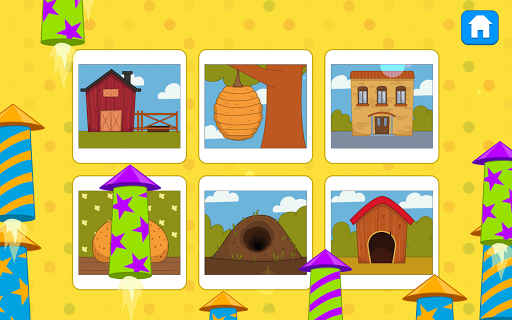 Blue Tractor Games for Toddlers 2 Years Old! Pre K apkmr screenshots 14