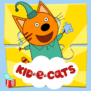 Kid-e-Cats: Puzzles for all family