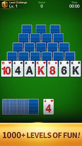 Solitaire TriPeaks : Solitaire Grand Royale android2mod screenshots 1