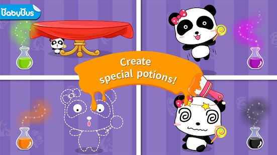 baby panda's color mixing studio hack