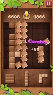 Block Puzzle Wood Star2020 8